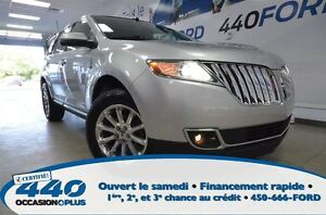 2013 Lincoln MKX *Cuir, Toit, Navigation*