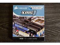 Corsair XMS3 3x2GB DDR3