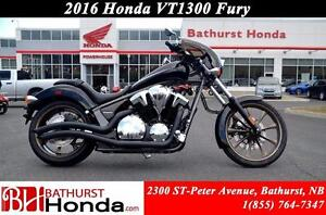 2016 Honda VT1300 Fury Modified Exhaust! Windshield and Fairing!