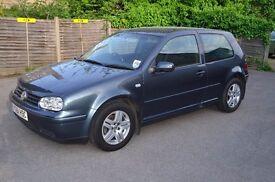 VW Golf GTD Diesel 1.9 2002 .