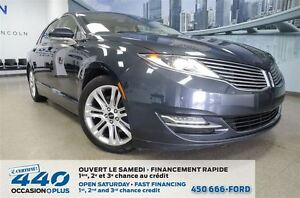 2014 Lincoln MKZ | AWD, CUIR, TOIT, NAVIGATION
