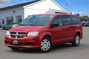 2014 Dodge Grand Caravan SE! STO AND GO! ONLY $73/WK TAX INC. $0