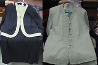 2 robes, taille 14 et 16