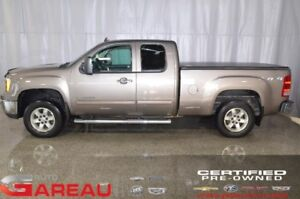 2012 GMC SIERRA 1500 4WD EXTENDED CAB 5.3L - SLE - EXT CAB
