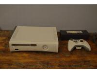 Microsoft Xbox 360 - 60GB White Console (PAL)