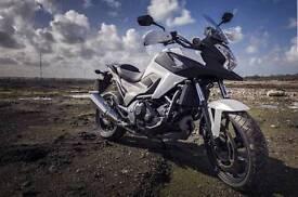 Honda nc750x 2014 like new