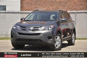 2015 Toyota RAV4 LE AWD AIR BLUETOOTH ET ++ 90 DAYS WITHOUT PAYM