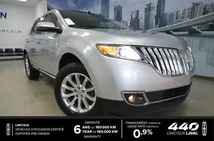 2013 Lincoln MKX Base *Occasion Certifié*