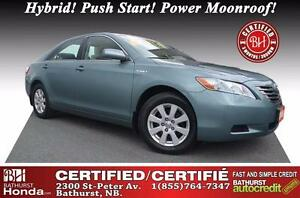 2009 Toyota Camry Hybrid Save on gas! Hybrid! Push Start! Power