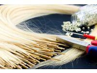 Hair Extensions - Micro Rings, Nano Rings, Hot Fusion