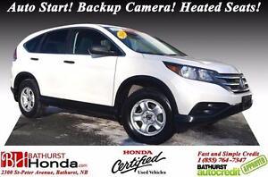 2014 Honda CR-V LX FWD Honda Certified! New Tires! New Brakes! A