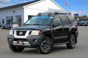 2015 Nissan Xterra PRO-4X | REDUCED | HEATED LEATHER | NAV