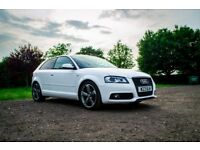 Audi A3 2.0 TFSI S-Line Black Edition Special Edition