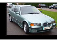 BMW 3 SERIES 1.9 316i SE Compact 3dr
