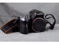 Sony Alpha A550 DSLR Body Only