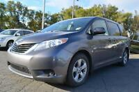 2014 Toyota Sienna LE / 2014 / V6 / AIR / BLUETOOTH / CAMERA / A