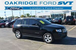 2012 Jeep Compass Sport 4X4 SUNROOF