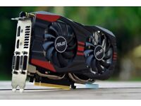ASUS GeForce 2GB GTX 760 DirectCU II High Performance Graphics Card