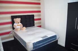 1 double room available student/professional house share - brae street