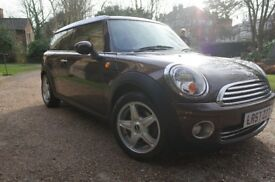 MINI CLUBMAN 1.6 COOPER - LOW MILEAGE | FSH | CHILI PACK | HOT CHOCOLATE METALLIC PAINT