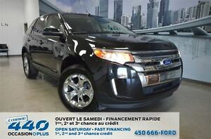 2014 Ford Edge * Jamais accidenté, Bas millage *