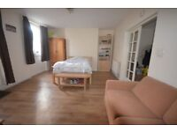Large studio apartment to rent - Liverpool road - Islington N1 - Available late JAN