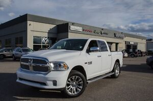 2014 RAM 1500 Longhorn 4WD LOADED | RAMBOX | NAVIGATION