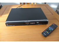 PANASONIC DMR-EX88 DVD/400GB HARD DRIVE RECORDER EXCELLENT CONDITION