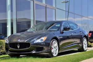 2014 Maserati Quattroporte **SQ4**Promotional CPO Finance Rates