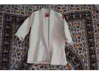 Used Fighting Films Judo Gi - Jacket and Trousers 140cm