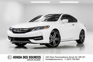 2016 Honda Accord Coupe V6 Touring 6AT