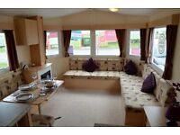 Lovely Family Starter Holiday Home In Southerness - Pitch Fees Included - Free Games Console