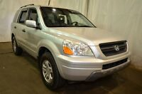 2005 Honda Pilot EX-L Leather All Wheel Drive, Sunroof