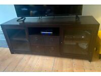 Solid wood TV Unit / Side board. From pottery barn