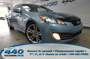 2010 Hyundai Genesis Coupe 3.8 GT  *Cuir, Toit Ouvrant, Freins B
