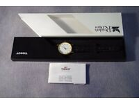 TISSOT C282K (boxed) watch
