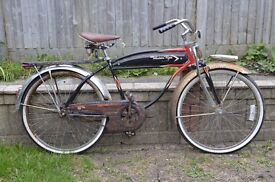 1950'S WESTERN FLYER SPECIAL EDITION VINTAGE BICYCLE (UNRESTORED)