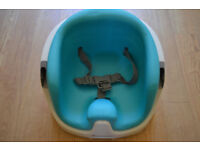 Ingenuity baby base 2 in 1 booster seat