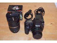 Pentax K-5 II inc 35mm f2.4 and Tamron AF 18-200mm F/3.5-6.3 XR Di II LD Aspherical [IF] Macro Lens