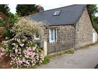 Beautiful modernised Cottage/Gite in central Brittany on the Nantes-Brest Canal