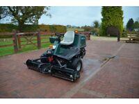 Hayter MT313 Triple Cylinder Ride On Lawnmower