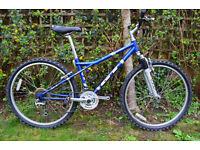 GT Outpost Mountain Bike 12.5 inch frame 26 inch wheels