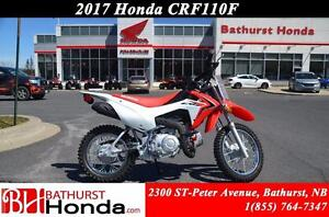 2017 Honda CRF110F Tuned for the beginner!!