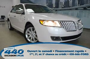 2011 Lincoln MKZ *Cuir, Toit Panoramique*