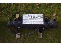 Kockney Koi Yamitsu Yamitsu Algae Master 15w UV filter
