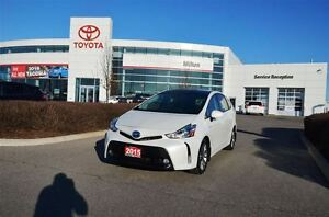 2015 Toyota Prius v Technology Pckg, Navigation,Leather,Panoram.