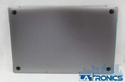 "New Apple Macbook Pro A2141 2019 16"" Space Gray Bottom Case Cover 613-12828-1"