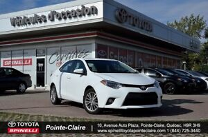 2014 Toyota Corolla UPGRADE PKG MAGS, ROOF