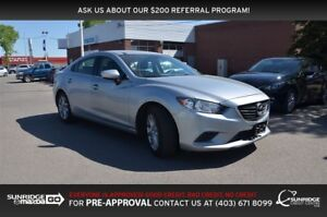 2016 Mazda MAZDA6 GS, HEATED SEATS, BACKUP CAM