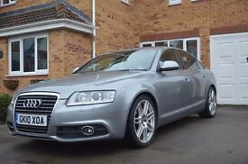 NOW REDUCED Audi A6 LE MANS TD 2.0L 177BHP S-Line Automatic - Price Choice Within Description